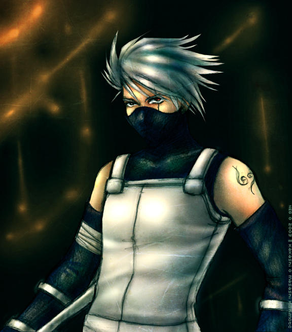 Hatake, Kakashi Dirty_Copy_Ninja_Kakashi