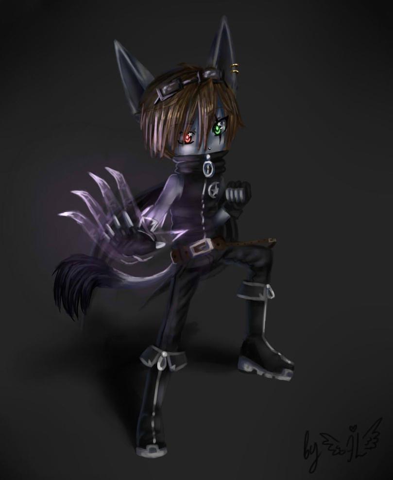 Dark . Redizain by Alisthecat