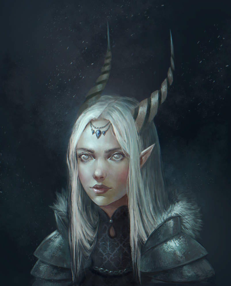 North Demon by Alisthecat