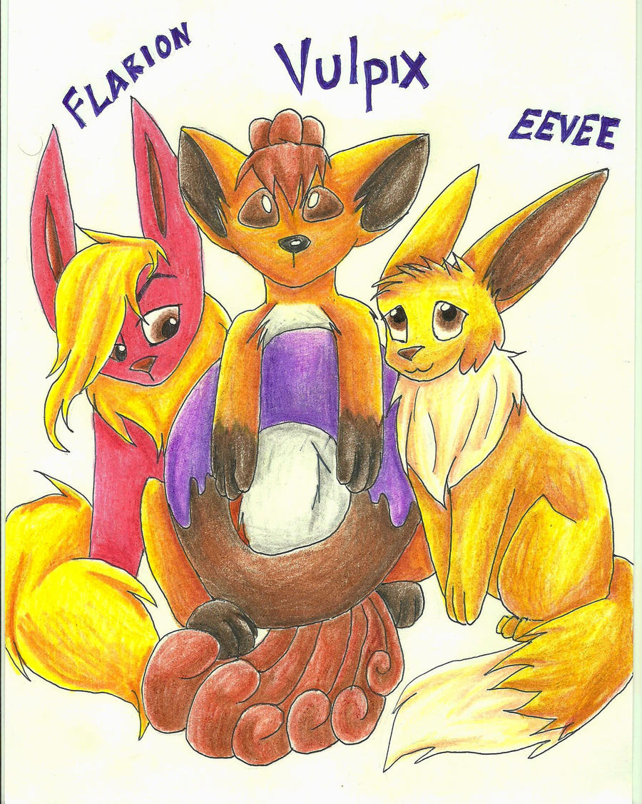 flarion , vulpix and e...