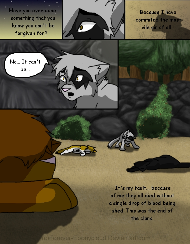 The New Clans Pg 1 By Ebonycloud Graphics On Deviantart