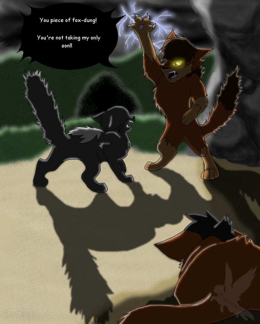 Warrior Cat Graphics Blog