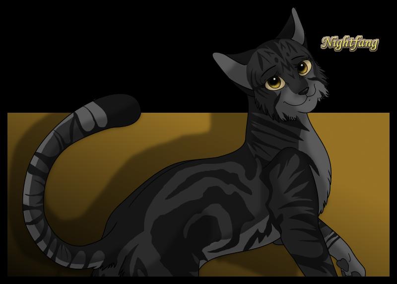 Warrior Cats Dark Sky