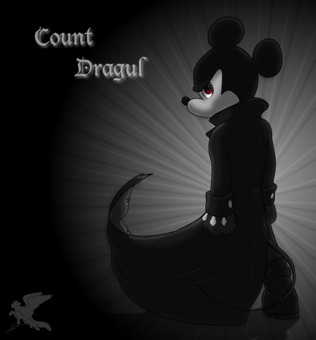 The Count Dragul by Ebonycloud-Graphics