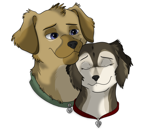 Sixteen Twenty-three Puppy Love by Ebonycloud-Graphics
