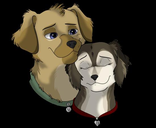 Sixteen Twenty-three Puppy Love by Ebonycloud-Graphics