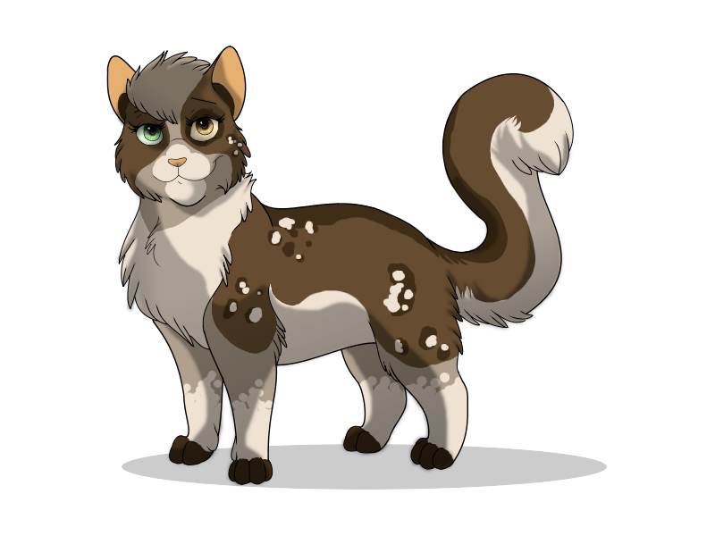 Adopted Kitteh by Ebonycloud-Graphics