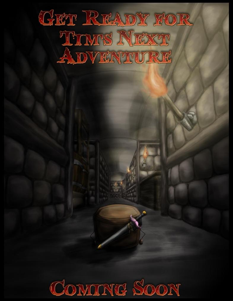 Tiny Box Tim Adventures by Ebonycloud-Graphics