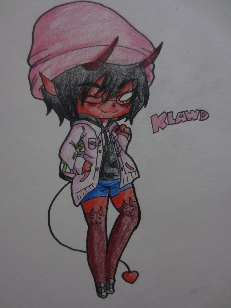 Klawd --Art Trade for Pony-Ryder by AnimeBoyCrazy4