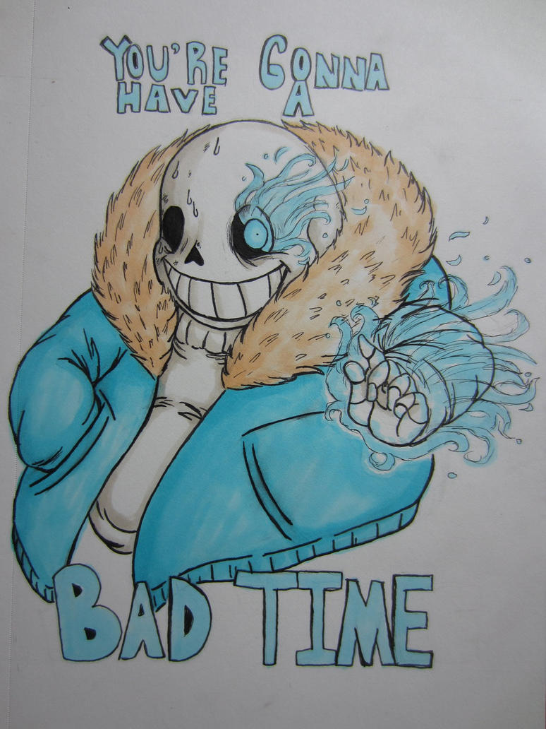 SANS by AnimeBoyCrazy4