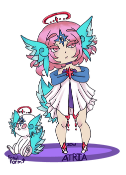 Aestrali MYO ((ATRIA)) by AnimeBoyCrazy4