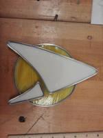 Star Trek Command Gold 3D Symbol