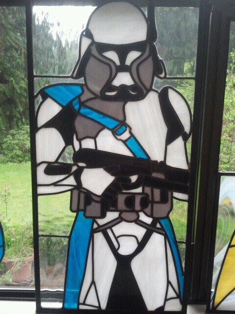 Clone Trooper by AidanT