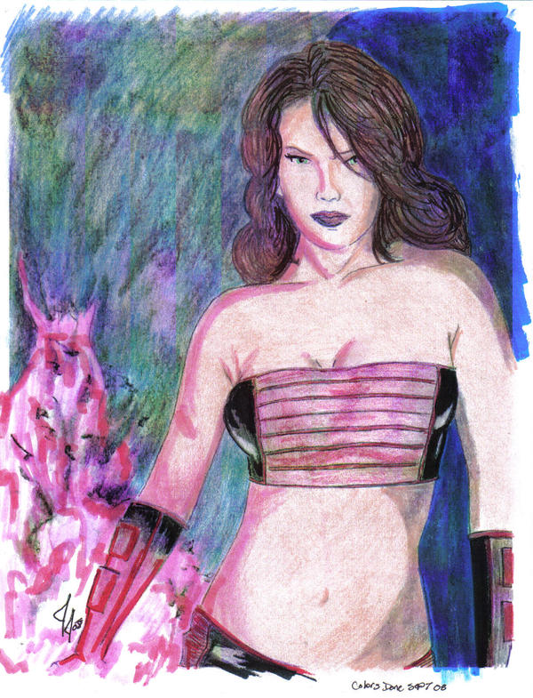 Ultimate Scarlet Witch Ultimate Scarlet Witch...