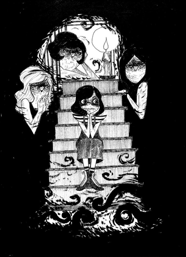 Mondo Oscuro by Ongara