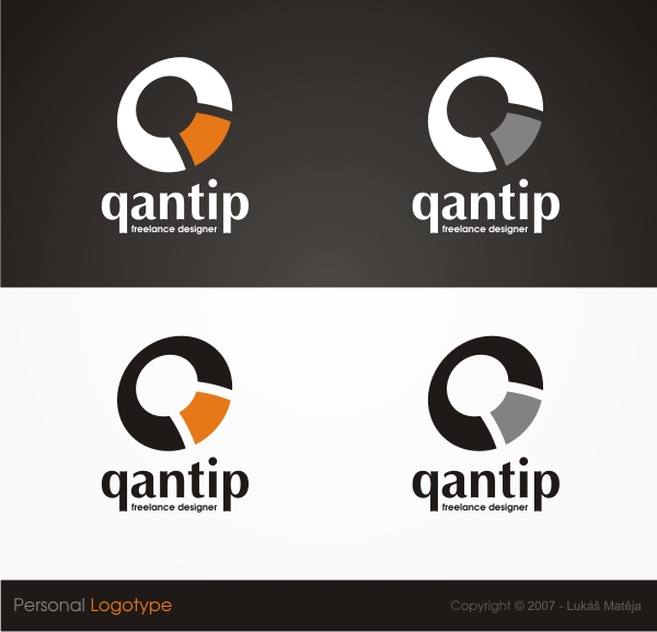 qantip new logotype by qantip