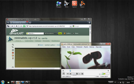 Holiday desktop