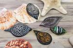 Yuities - Alien Sea Snails by Atanata