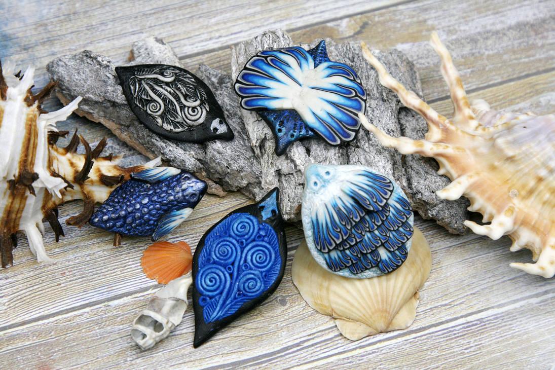Yuities - Alien Sea Snails