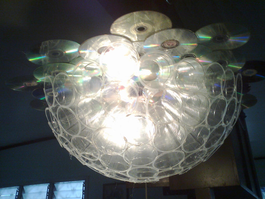 Recycled chandelier by jop jop on deviantart recycled chandelier by jop jop mozeypictures Image collections