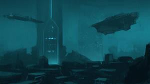 sci-fi underwater?