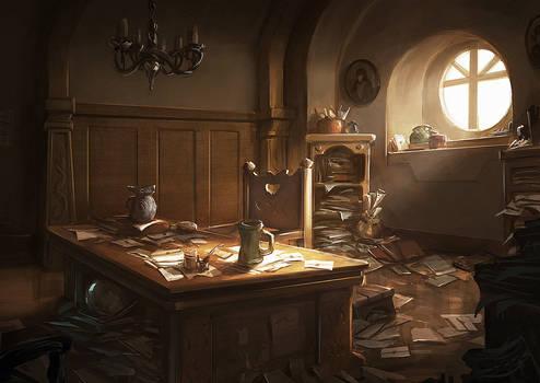 Hobbiton Post Office