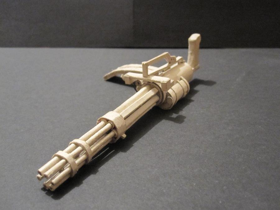 Minigun2 by PatrickGavin