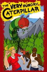 VERY Hungry Caterpillar B-Movie Poster