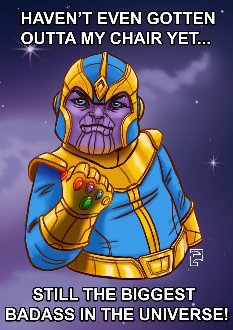 Success Thanos by PatrickGavin