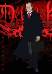 Dethklok Lawyer by Stregian