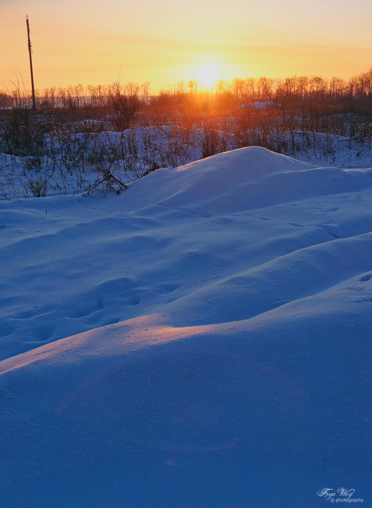 Frosty March II by FrejaWay