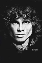the Portrait of Morrison