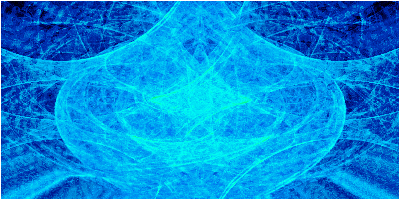 Blue light abstract by Vic3-vs