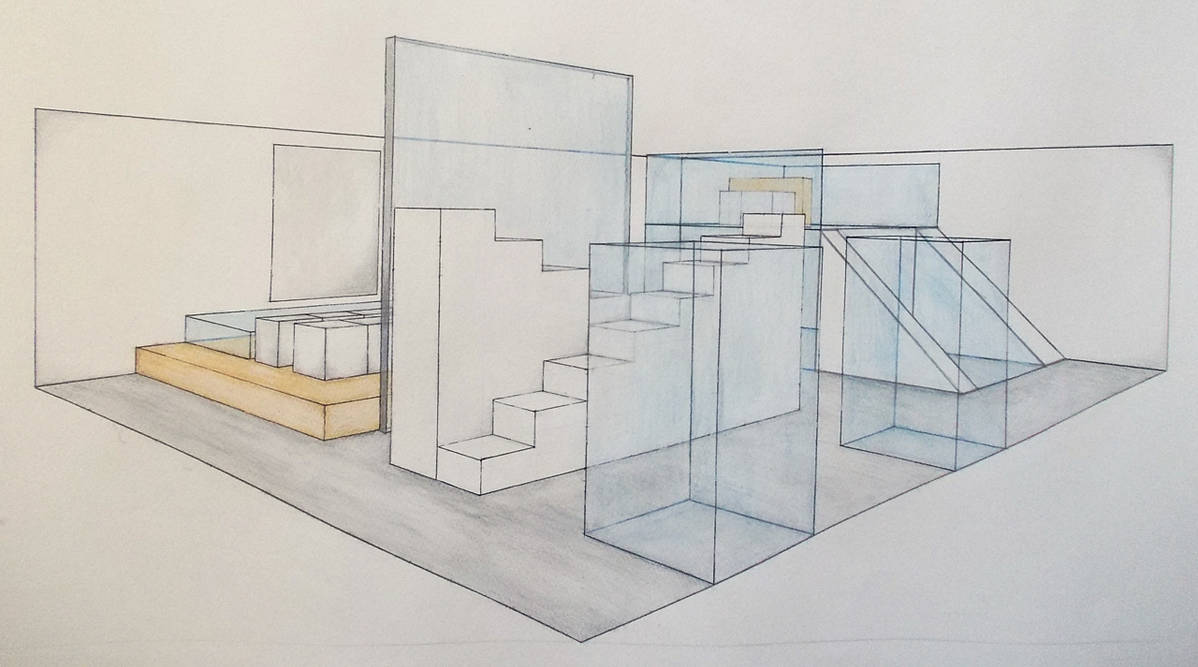 Exhibition Stand Drawing : Exhibition stand finished by eszty chan on deviantart