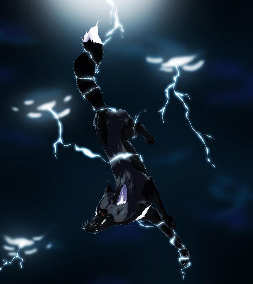 Thunder by Silverrtiger