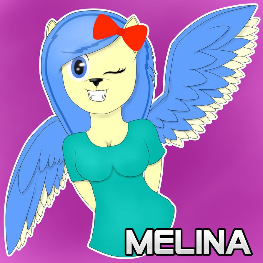 She is Melina!! by JhonAlcantara