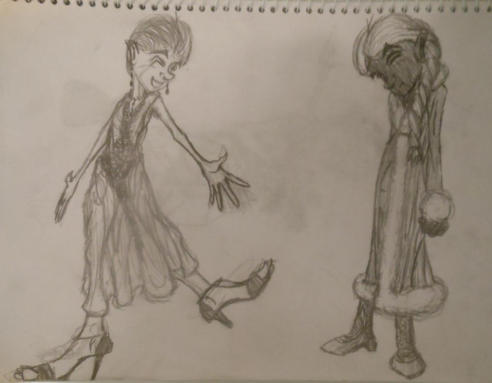 Clothingsets Nivya by MataRahi