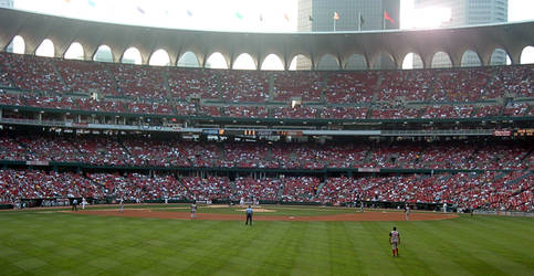 Busch Stadium by blitzuchan