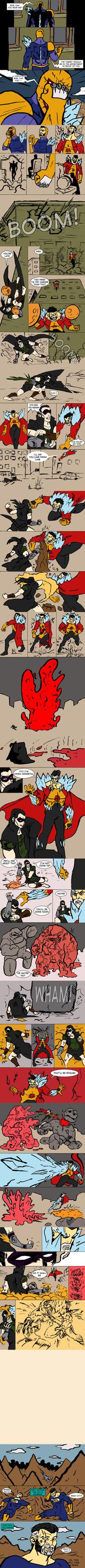 16b Awesome Revenge part 2 by Wolcik