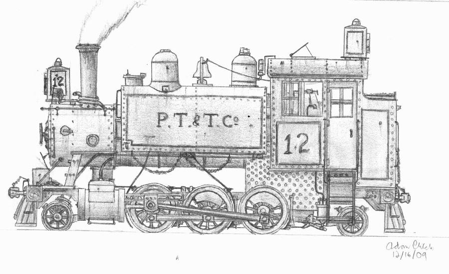 PTTCo 2-6-2ST by simulatortrain