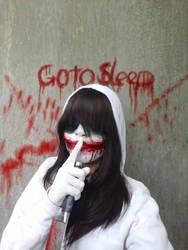 Shhh......Go To Sleep by Lisari-Neon