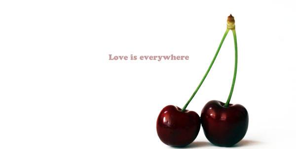 Love is everywhere by jojobatanesi