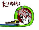 Kamari's lifebar