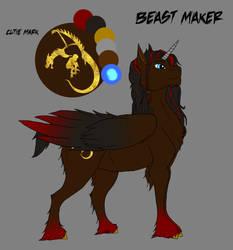 Beast Maker ponysona