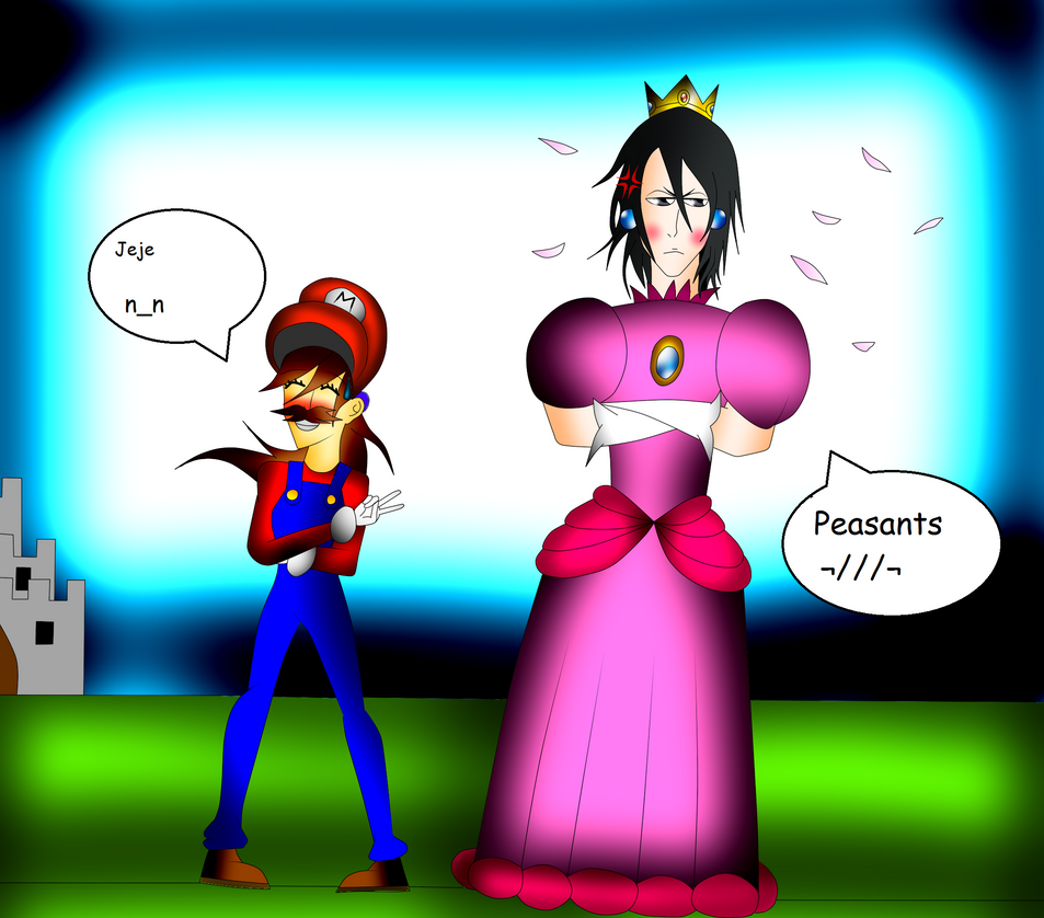 Halloween with Byakuya :v by MsGraziosa