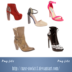 Shoes png by nasr-stock113