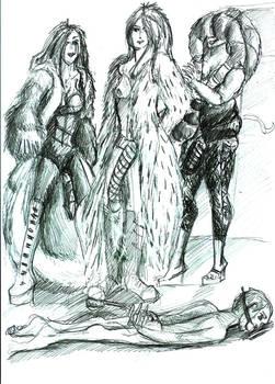 female domination by Amnita