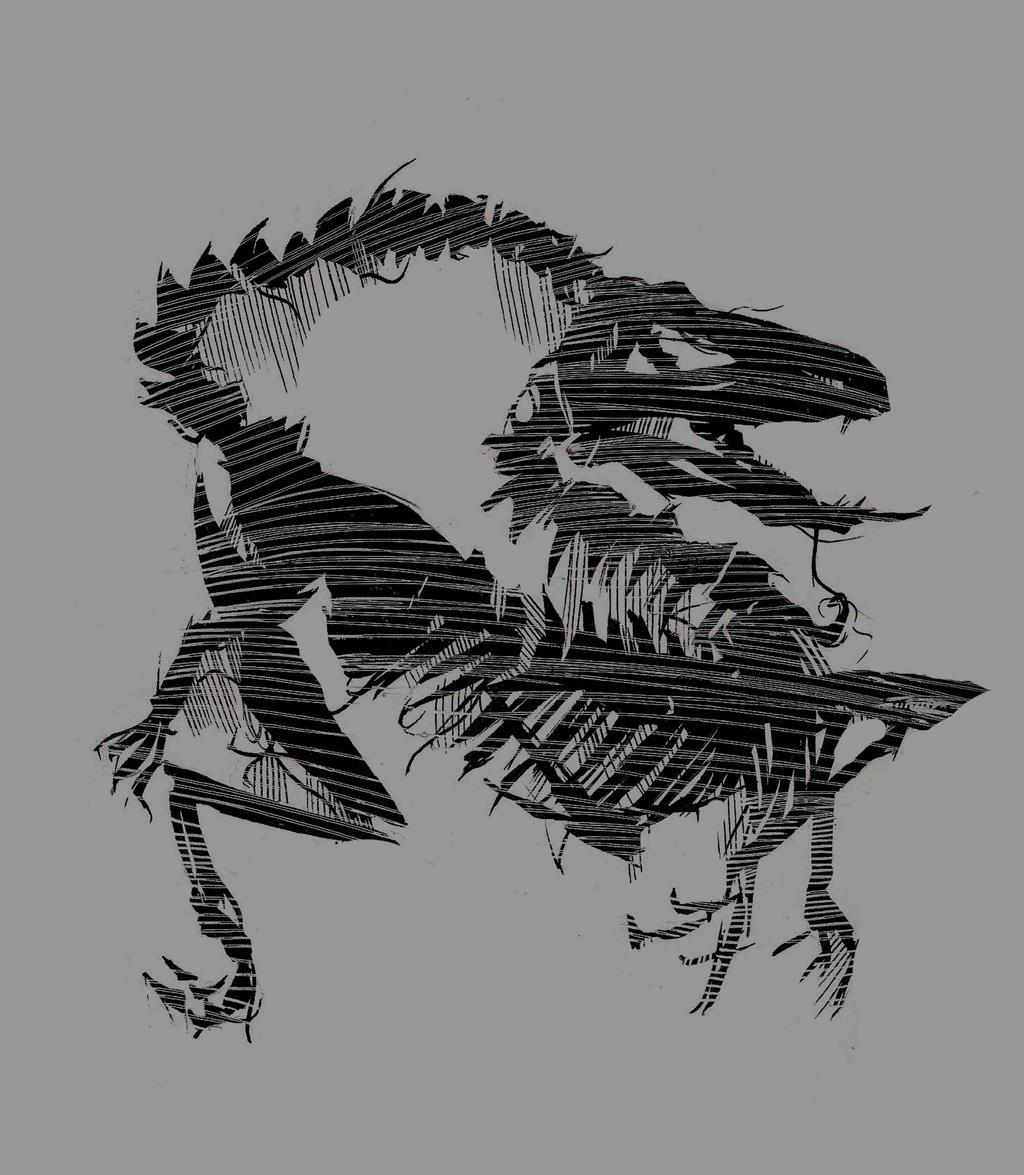 Velociraptor by Emishly