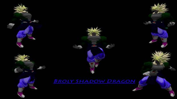 Broly Shadow Dragon