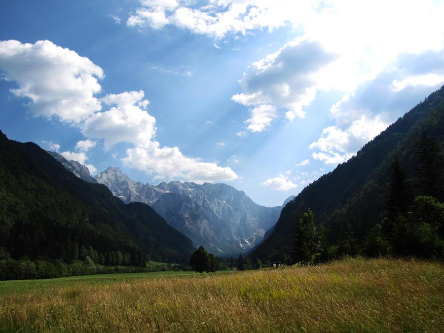 Logarska Dolina by Mclawliet